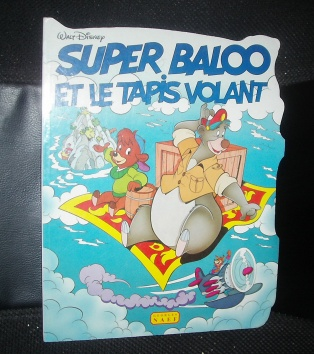 Super Baloo et le Tapis Volant book