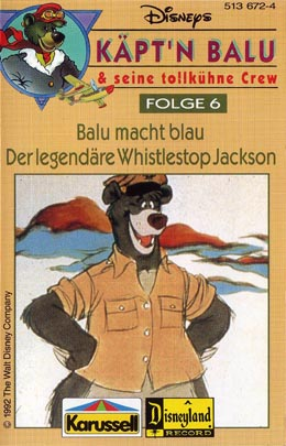 TaleSpin Baloo (old design)