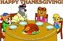 TaleSpin Thanksgiving