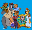 Chris, the New Member of the TaleSpin Family
