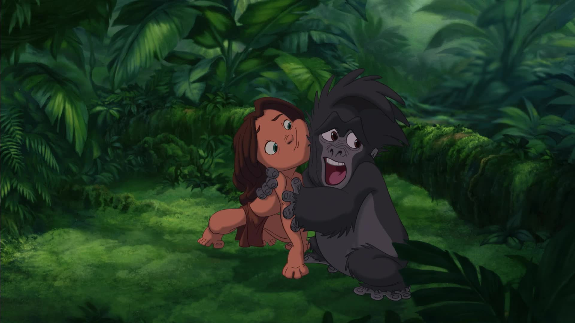 Citations Tarzan