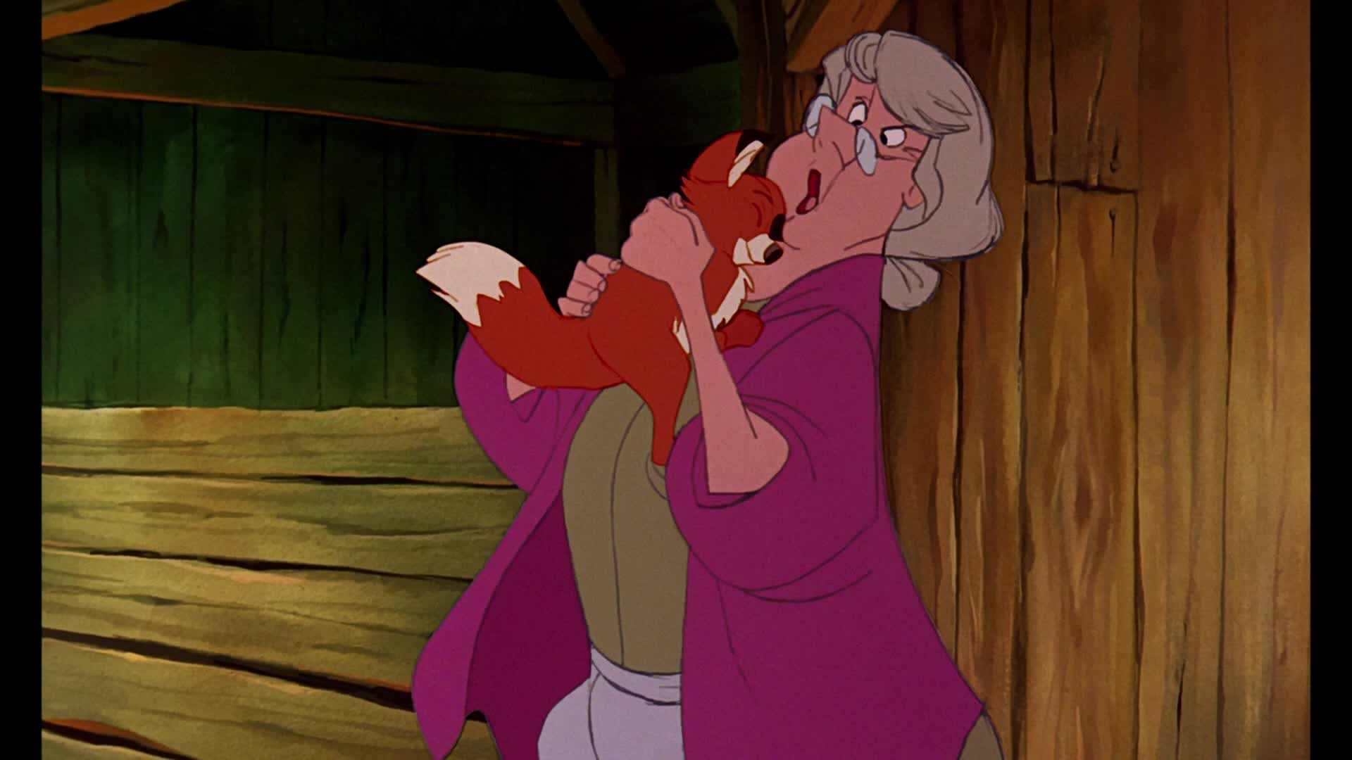 Rox the fox and the hound - Gwenvin sommier ...