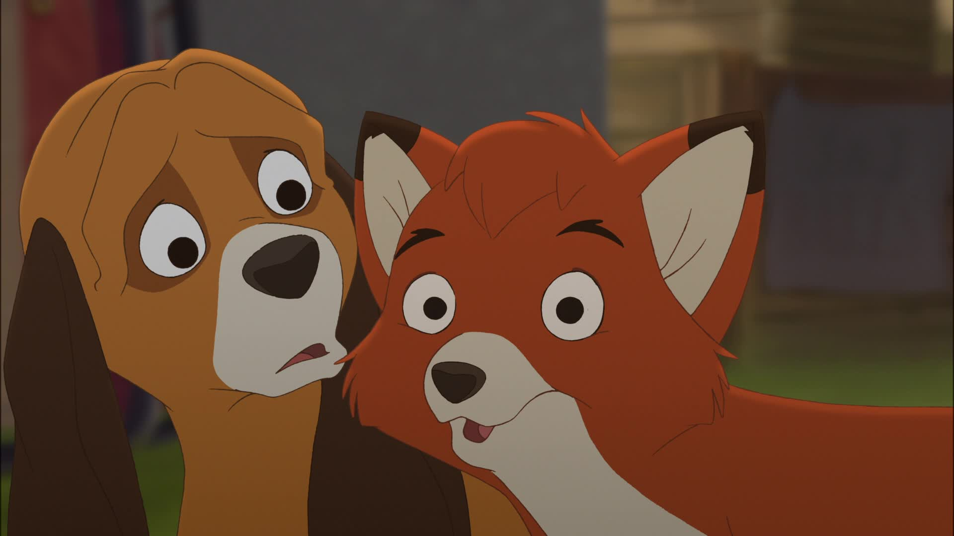 The gallery for --> Fox And The Hound 2 Characters