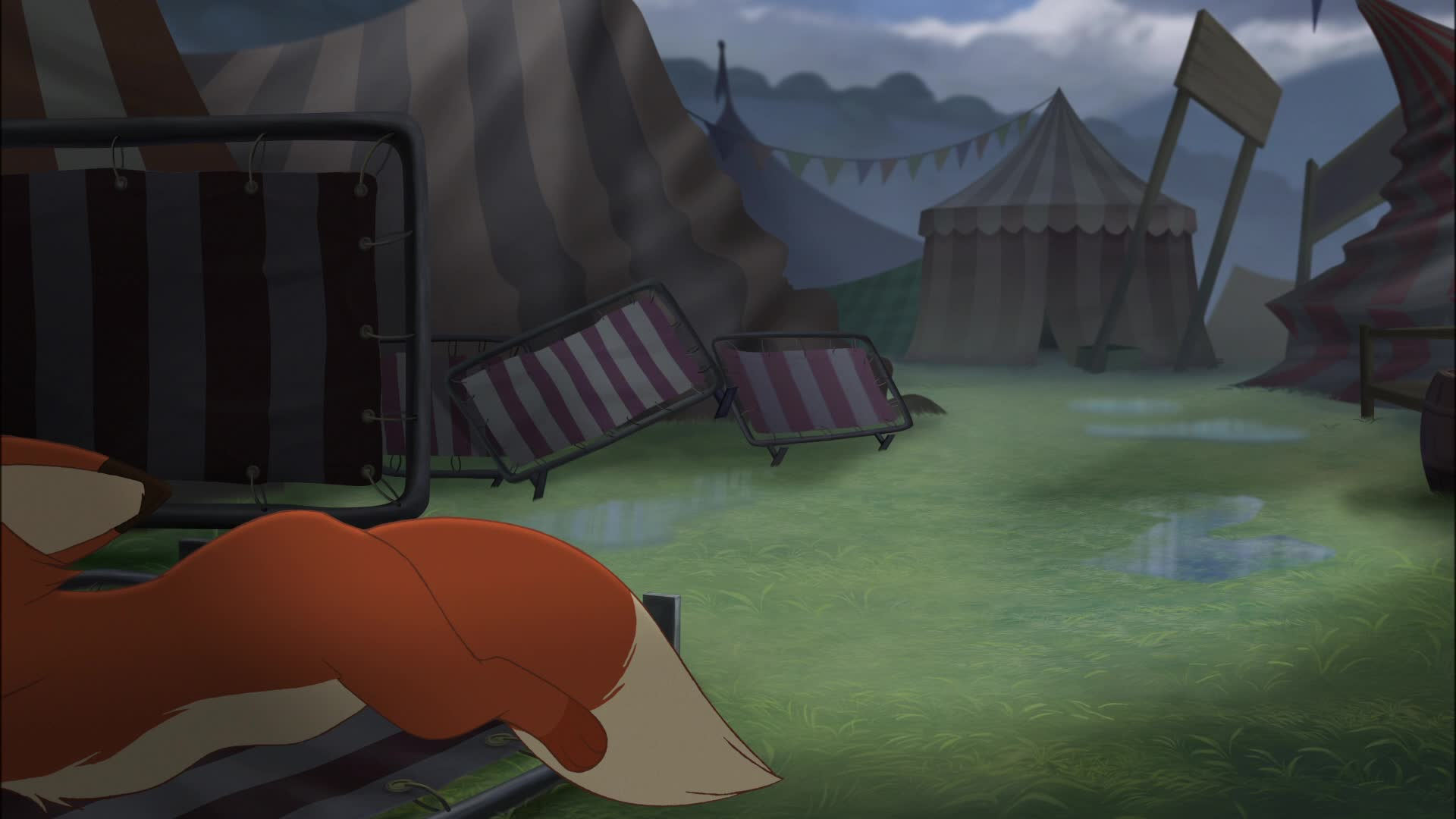 the gallery for gt the fox and the hound badger