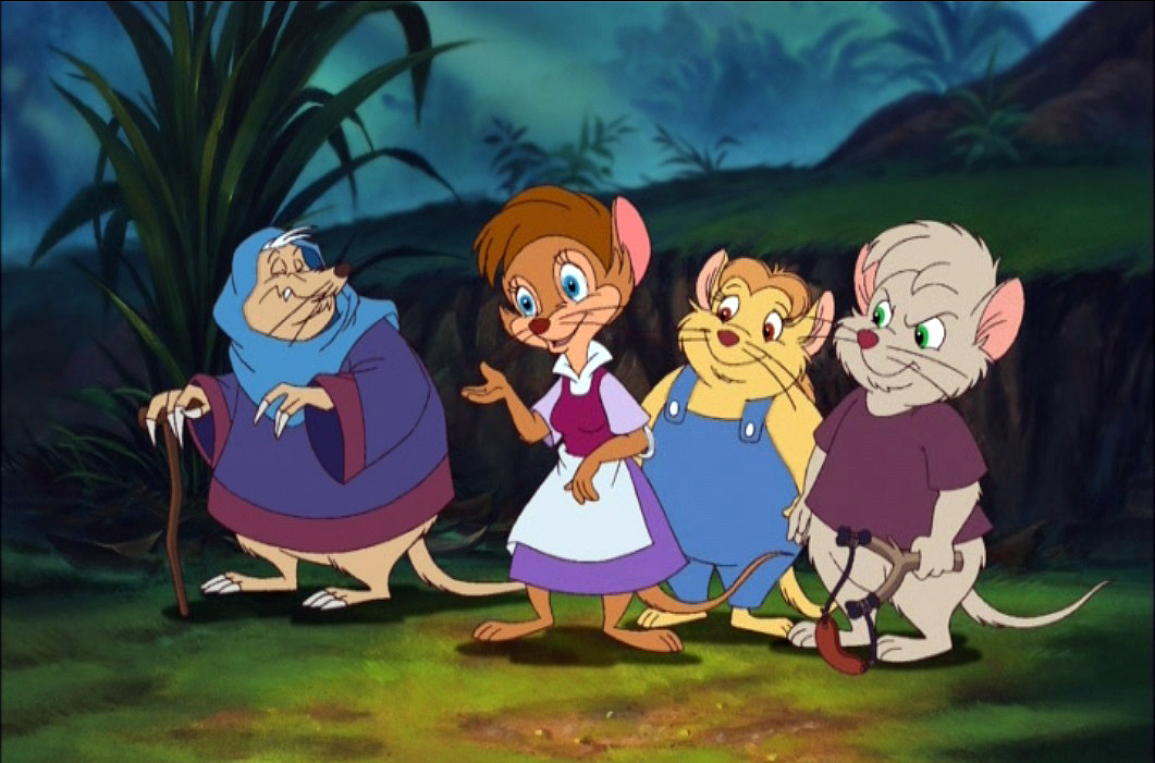 The Secret of NIMH 2: Timmy to the Rescue screenshots The Secret Of Nimh Timmy To The Rescue