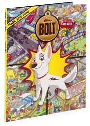 Disney Look and Find Bolt