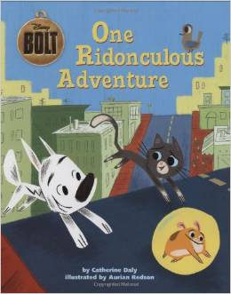 Bolt: One Ridonculous Adventure