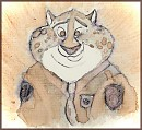 Clawhauser In Coffee