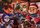 2020 Merry Christmas of Zootopia
